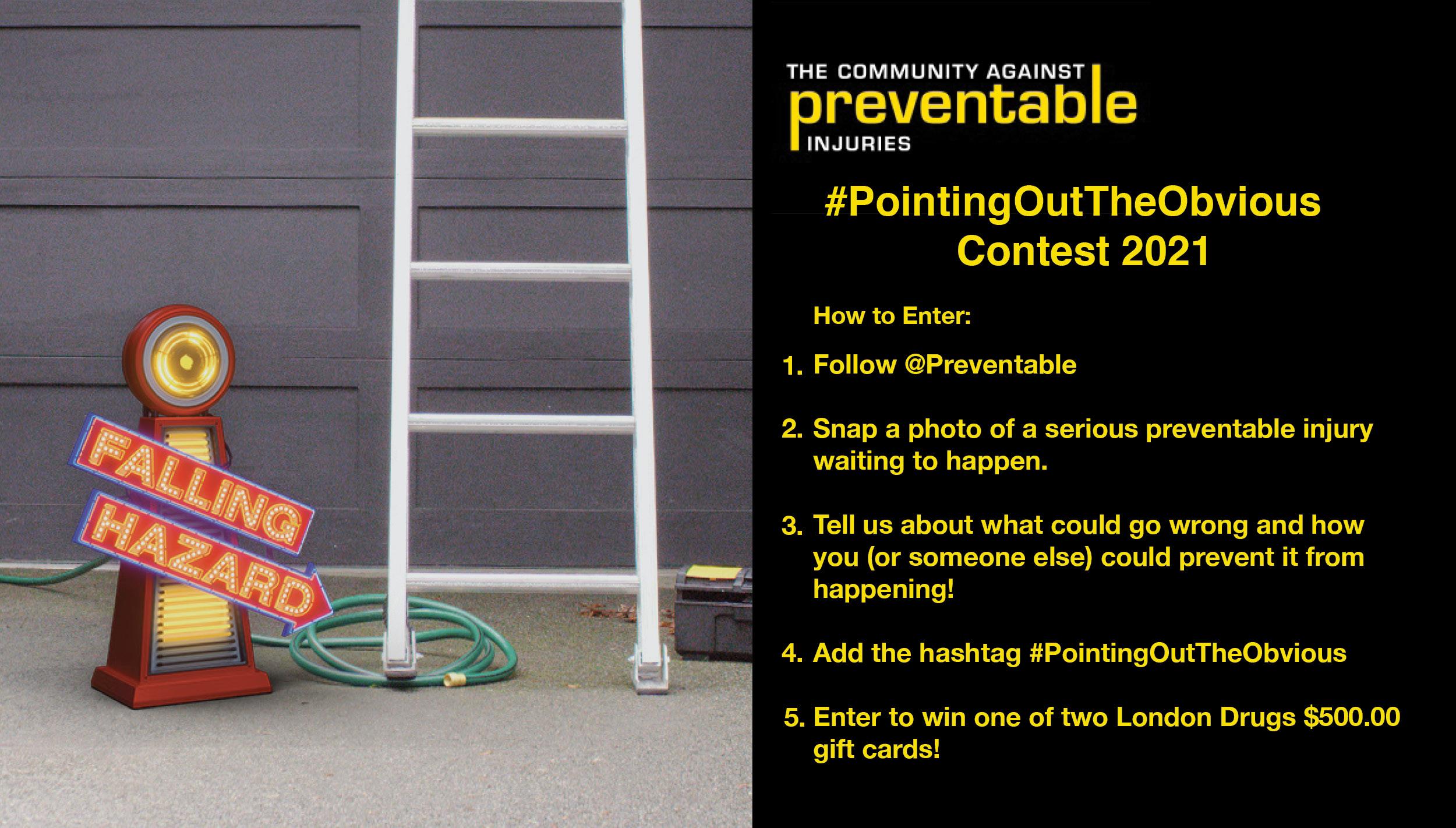#PointingOutTheObviousContest