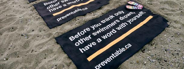 Preventable Beach Towel